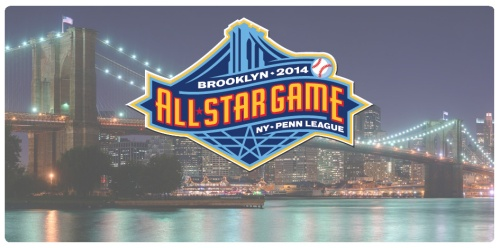 Brooklyn Cyclones 2014 NYPL All-Star Game