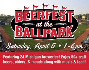 Lansing Lugnuts Inaugural Beerfest