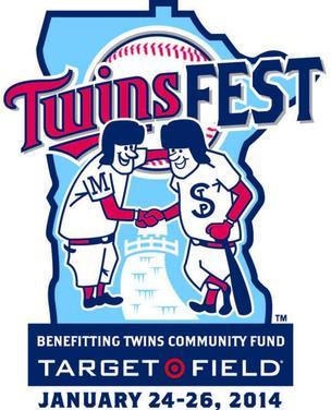 Minnesota Twins Twinsfest 2014