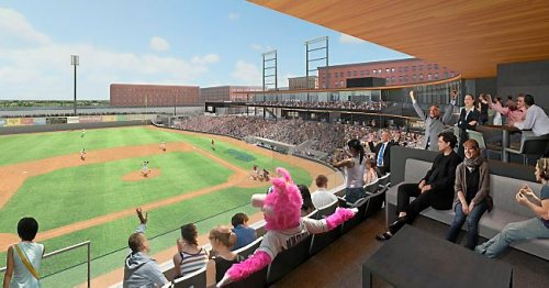 St. Paul Saints Latest Ballpark Renderings 1.30.14