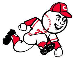 Cincinnati Reds Mr. Red