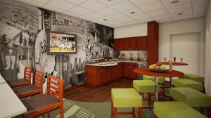 Dayton Dragons Renovating Suites
