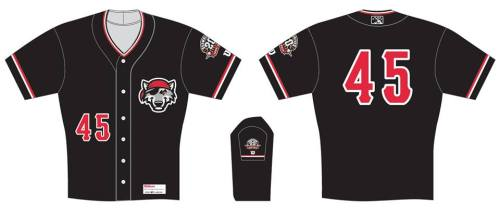 New black jerseys with 20th season patch