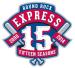 Round Rock Express 15 Seasons Logo