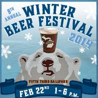 West Michigan Whitecaps 2014 Winter Beer Festival