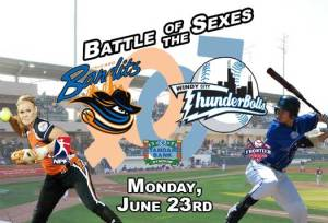 Windy City Thunderbolts Battle of the Sexes