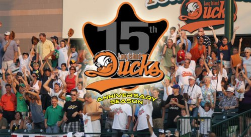 Long Island Ducks 15th Season Promos