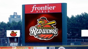 Rochester Red Wings New Videoboard