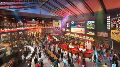 St. Louis Cardinals Ballpark Village Rendering