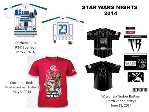 Star Wars Mania 2014