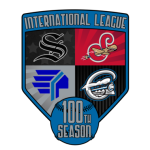 Syracuse Chiefs 100th Season Patch