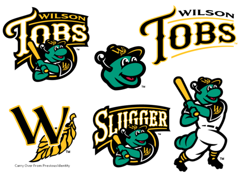Wilson Tobs New Logos by Skye Design