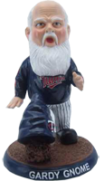 Minnesota Twins Gardy Gnome 6.7.14