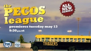 Pecos League on Fox Sports 1