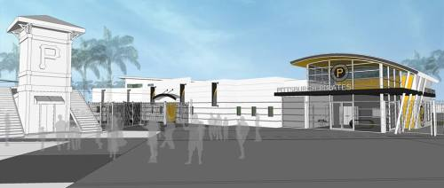 Pittsburgh Pirates McKechnie Field Rendering