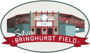 Save Bringhurst Field Logo
