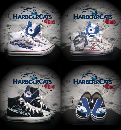 Victoria HarbourCats Shoes from Facebook