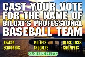 Biloxi Baseball Name the Team Six Finalists