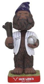 Colorado Rockies Sasquatch Bobble Gnome 6.8.14
