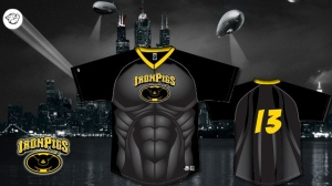 Lehigh Valley IronPigs Batman Night