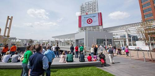 Target Field Station, Minnesota Twins Facebook photo