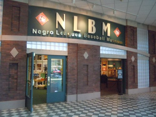 Negro Leagus Baseball Museum 9.8.12
