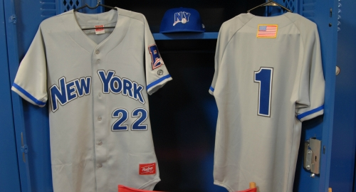 Rockland Boulders New Road Jerseys