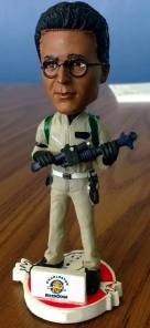 Charleston RiverDogs Harold Ramis Ghostbusters Bobblehead