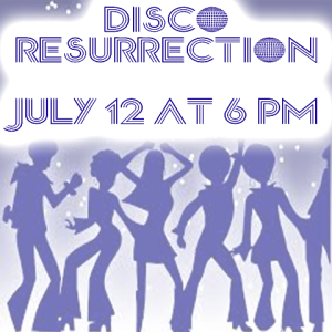 Disco Resurrection Night, New Orleans Zephyrs graphic