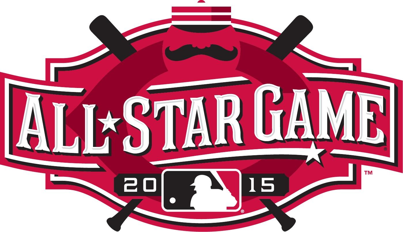 Cincinnati Reds 2015 All-Star Game Logo