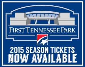 Nashville Sounds First Tennessee Park Logo and Tickets