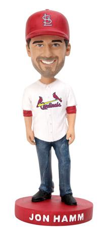St Louis Cardinals John Hamm Bobblehead
