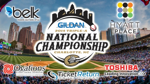 Charlotte Knights Triple-A Championship Game