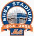 Shea Stadium Mets Logo