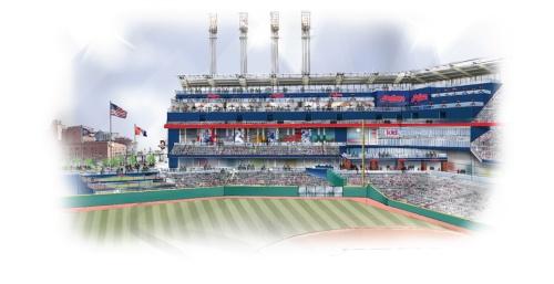 Cleveland Indians Progressive Field Renovations Rendering