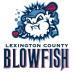 Lexington County Blowfish Logo