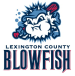 Lexington County Blowfish Logo