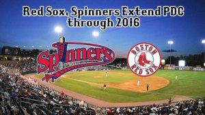 Lowell Spinners Boston Red Sox Extend PDC