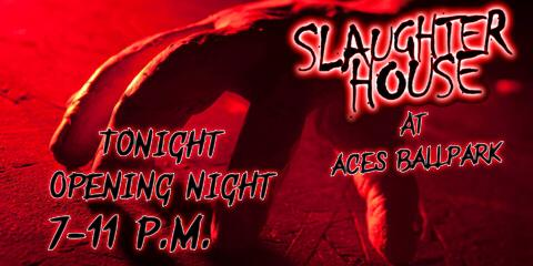 Reno Aces Slaughterhouse Opens