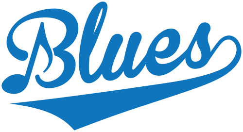 Bristol Blues Wordmark