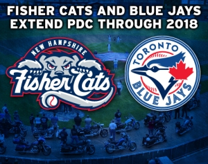 New Hamphsire Fisher Cats Toronto Blue Jays Extend PDC