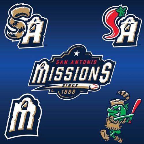 San Antonio Missions New Branding