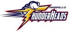 Amarillo ThunderHeads Logo