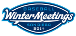 Baseball Winter Meetings 2014 Logo