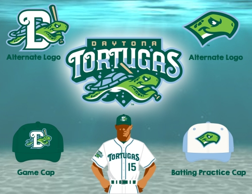 Daytona Tortugas Logos