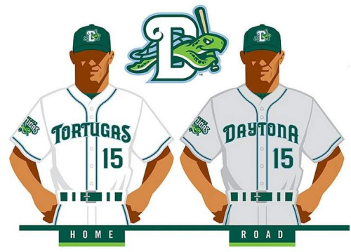 Daytona Tortugas Uni Designs
