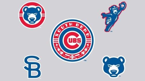 South Bend Cubs Logos