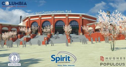 Columbia Ballpark Rendering 4