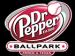 Dr. Pepper Ballpark Logo