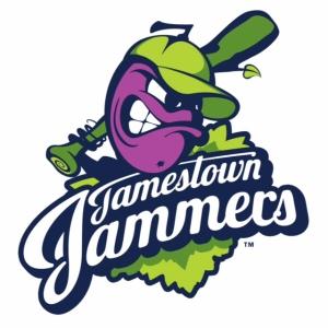 Jamestown Jammers Primary Logo